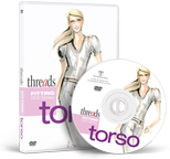 Torso Fitting DVD by Threads Magazine