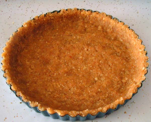 Pumpkin Pie Torte Crust